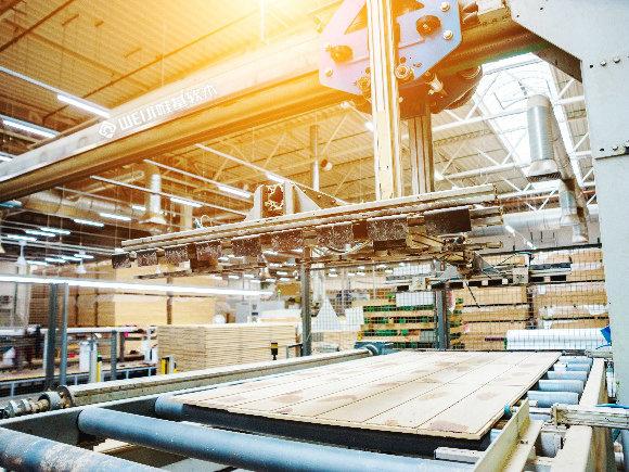 唯基软木工厂