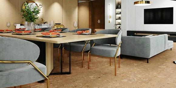 软木复合地板