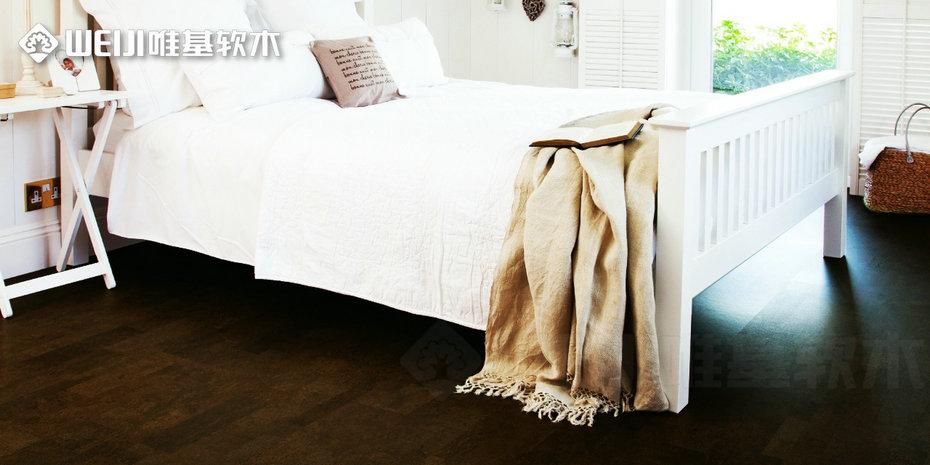 软木复合木地板