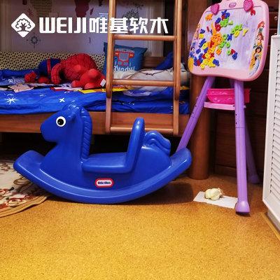 儿童软木地板