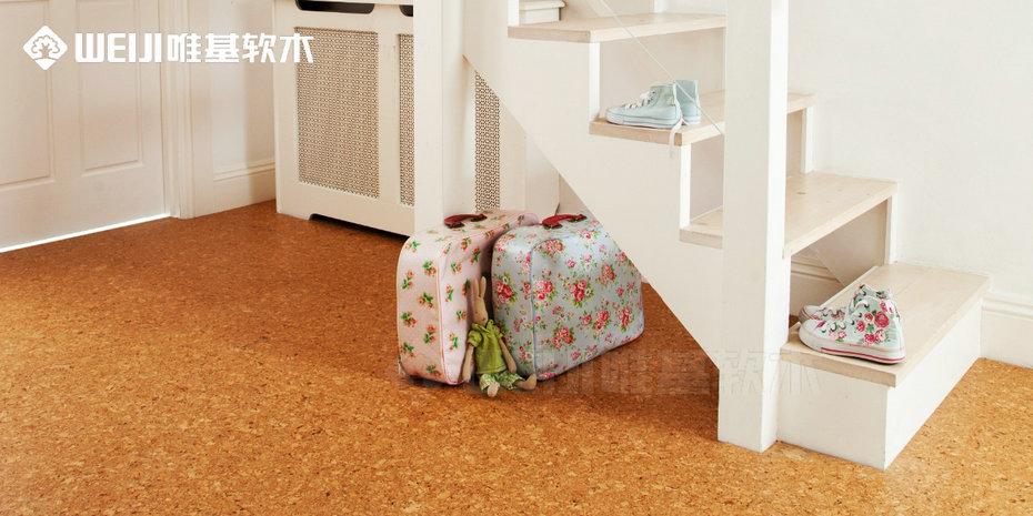 纯软木地板