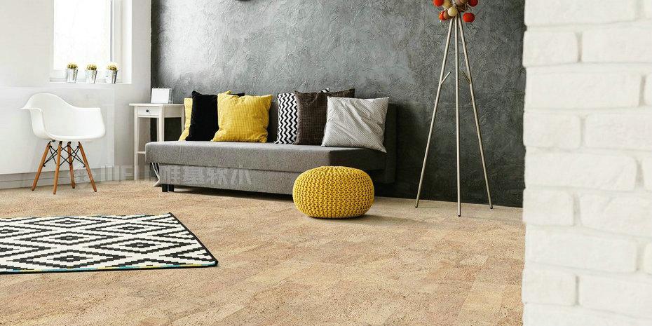 纯软木地板优点