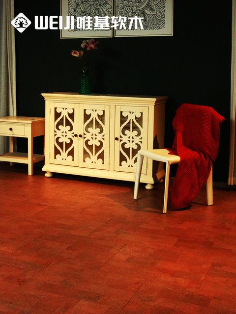 粘贴软木地板4V舒适系列