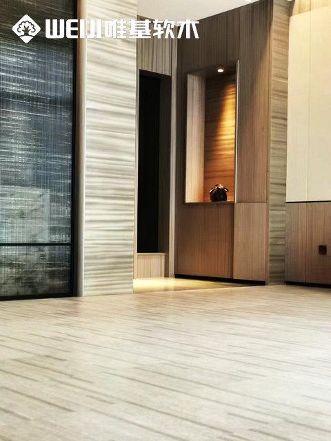 粘贴软木地板未来系列