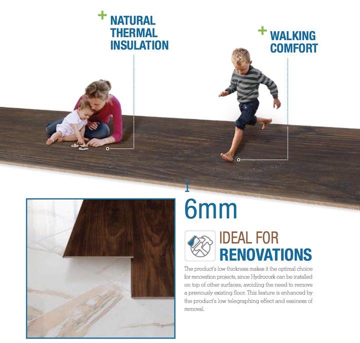 amorim软木地板