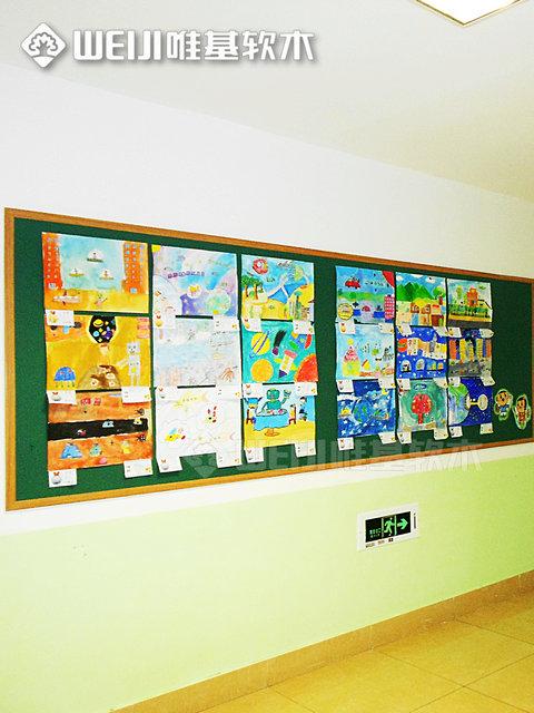 彩色软木板布面系列