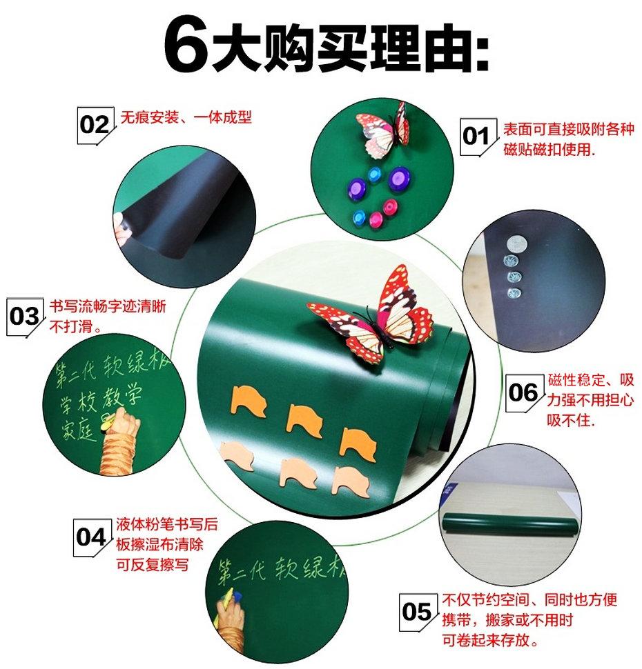 软绿板优缺点
