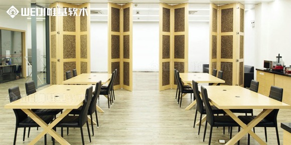 碳化软木墙板安装