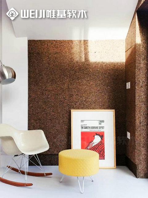 碳化软木墙板炫彩系列