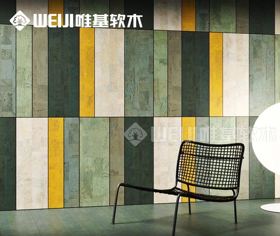 软木墙板背景墙