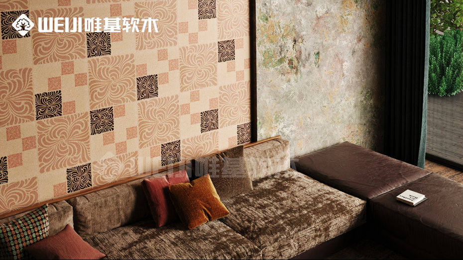 软木装饰板