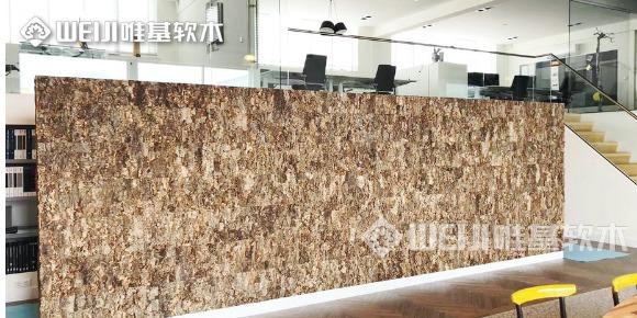 原皮软木墙板