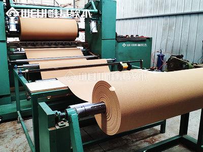 唯基软木地垫工厂