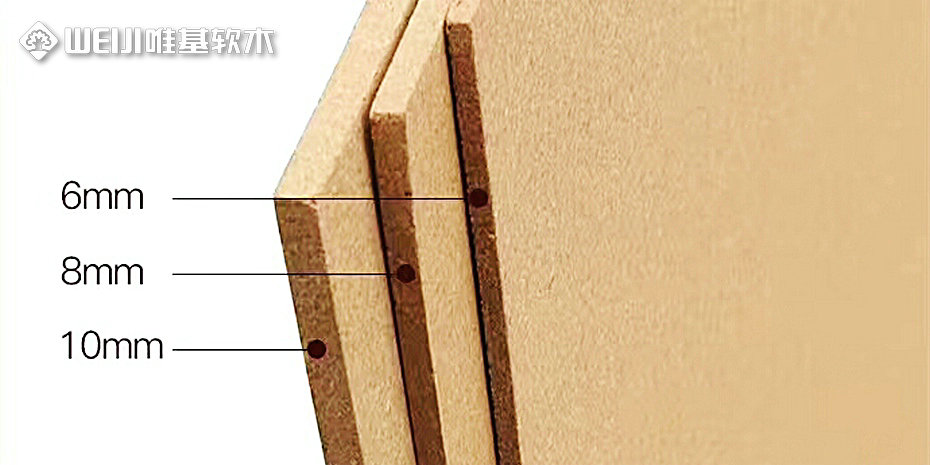 软木片材厚度