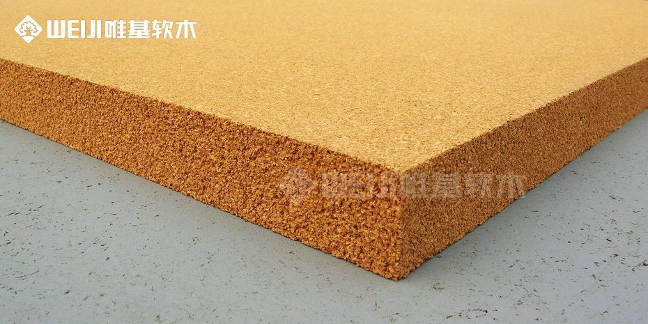高密度软木片材