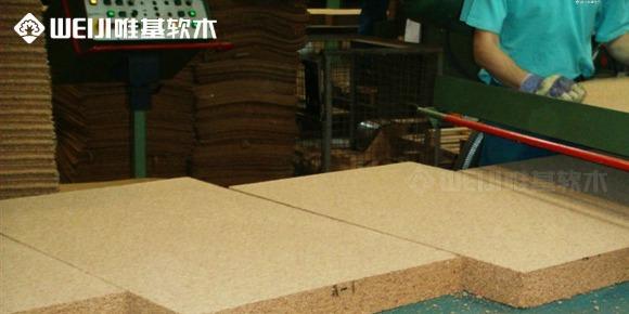 软木片材的优缺点