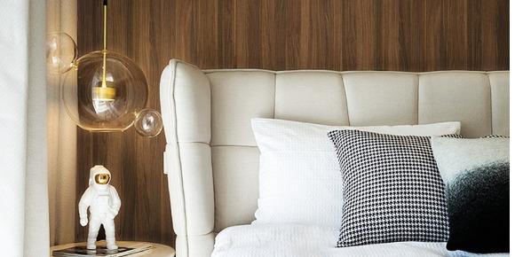 木饰面护墙板优点