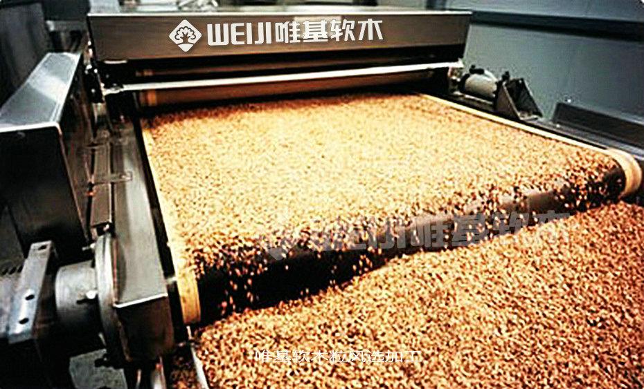 软木颗粒加工生产