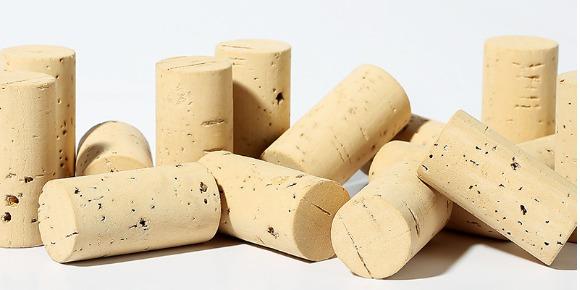 葡萄酒天然软木塞