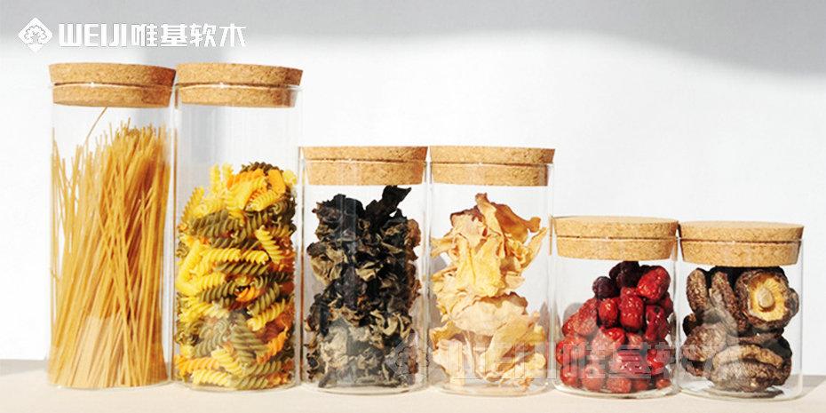 茶叶罐软木塞
