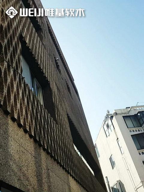 隔热软木在钢混建筑应用解决方案