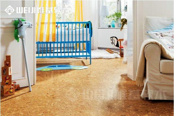 环保软木地板